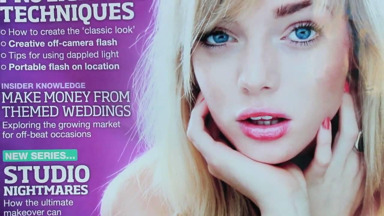 Download Photo Pro Magazine Advert Critique