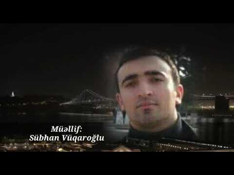 Subhan Vuqaroğlu - Məhəbbət Vəsiqəsi.2018.Yeni şeir. İfa:Orxan Dadaşov.