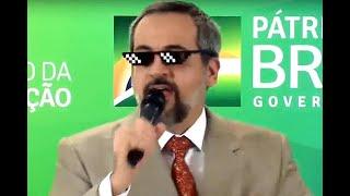 Gambar cover China responde a ataque de Weintraub, a palhaço olavista que vai afundar com Bolsonaro