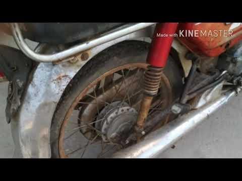 Honda cd 100 restoration