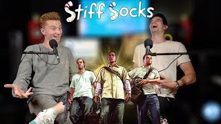 Gambar cover Trevor and Michael were terrible drug dealers | Stiff Socks Podcast Ep. 30