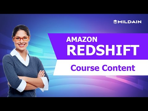Amazon Redshift Course Content | Redshift Tutorial for Beginners | AWS Training