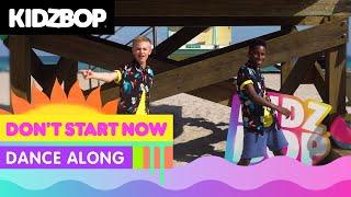KIDZ BOP Kids - Don't Start Now (Dance Along) [KIDZ BOP Party Playlist]