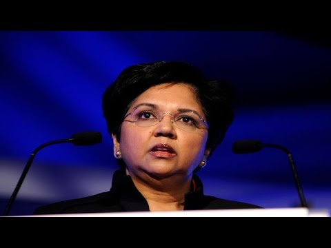 PepsiCo CEO Indra Nooyi to step down October 3