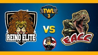 REINO ELITE vs EACC // TWL 3 // CLASH OF CLANS // ONLY TH13