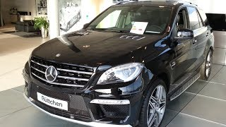 Mercedes-Benz ML63 AMG 2015 In Depth Review Interior Exterior