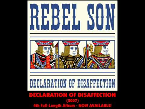 Rebel Son - Sit On You