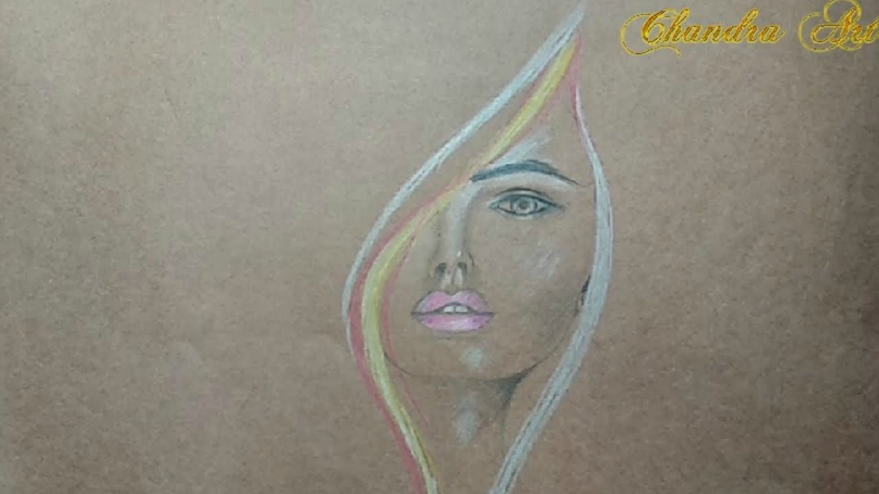 Colorful Drawings Easy How To Use Colored Pencils Like A Pro Youtube