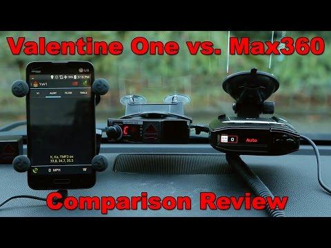 Which Radar Detector Is Best For You V1 Redline Or Max2