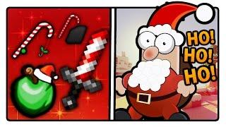 TOP 5 Minecraft CHRISTMAS PVP Packs 🎅🎄 | byJannik