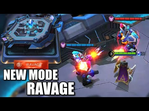 RAVAGE MODE IS HERE!!!