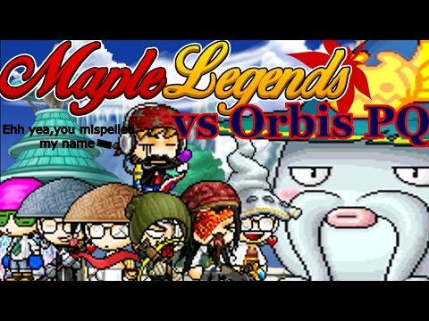 MapleLegends - The Old School MapleStory Server - MAC Compatible