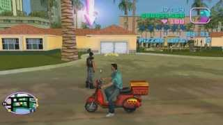 GTA Vice City Pizza-Boy