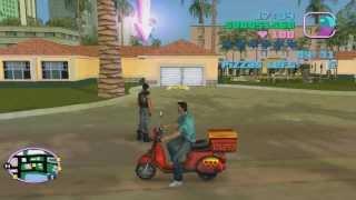 GTA Vice City Pizza-Boy