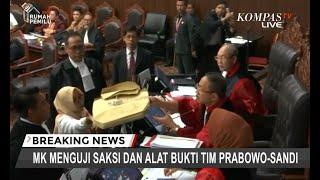 Download KPU Temukan Keanehan pada Bukti Amplop yang Dibawa Saksi di MK Mp3 and Videos
