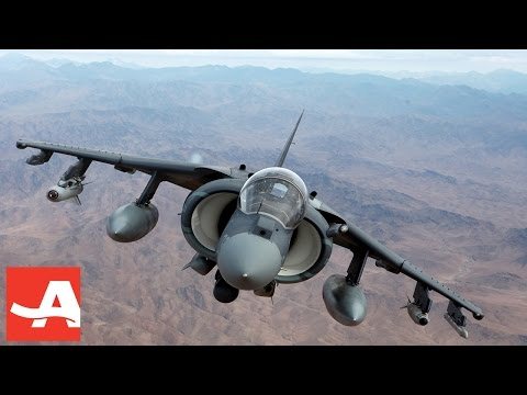 Badass Pilot Buys Own Fighter Jet | AARP