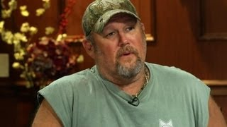 Family Life: Larry The Cable Guy Talks About His Children and His Childhood