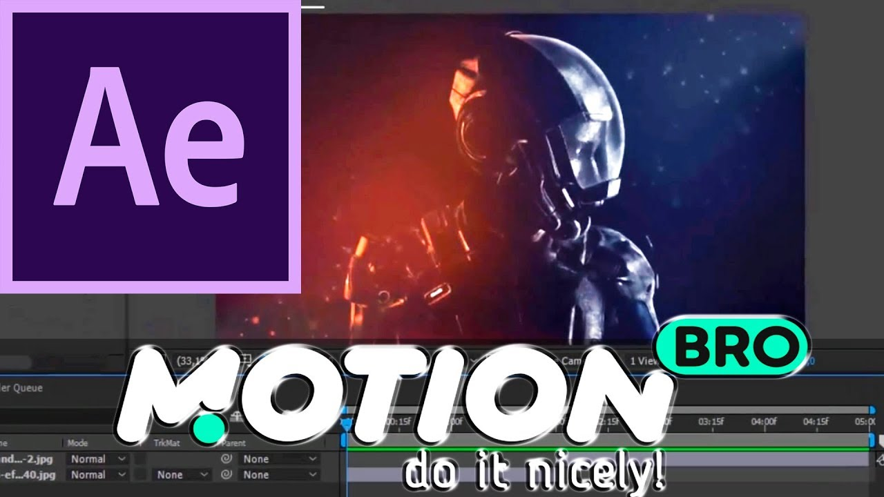 Review MOTION BRO Plugin for After Effects / AE Tutorial / 99+ Animations &  SFX