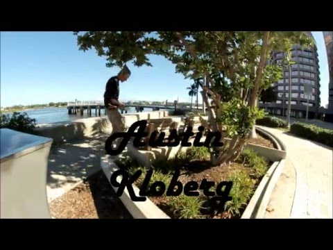 Austin Kloberg skates West Palm Beach