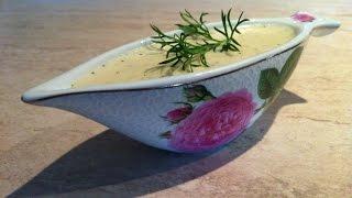 Сливочный соус. Мамулины рецепты