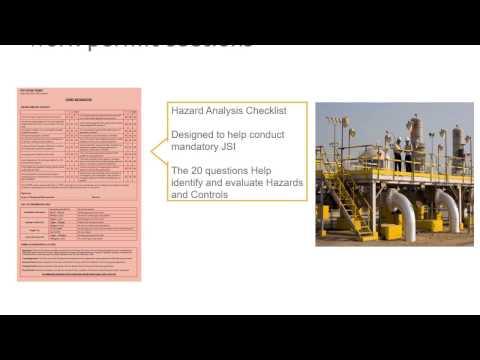 Saudi Aramco Contractor Work Permit Receiver Presentation Video  | Saudi Aramco New work Permits