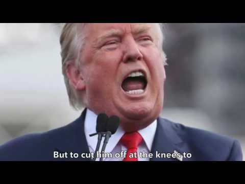 George Galloway talking about Donald Trump