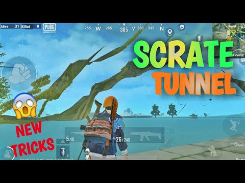 Download Scrate Tunnel New Tips And Tricks For Pubg Mobile Lite 😎 Expert Gaming