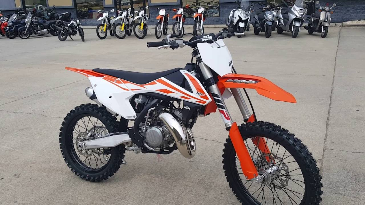 2017 ktm 150 sx overview and review - youtube