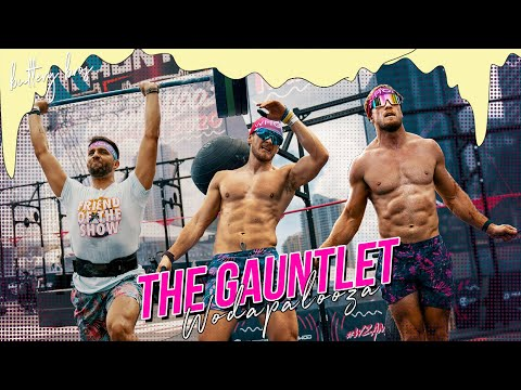 The FITTEST Film Premiere & The Gauntlet Rematch At Wodapalooza Presented By WHOOP