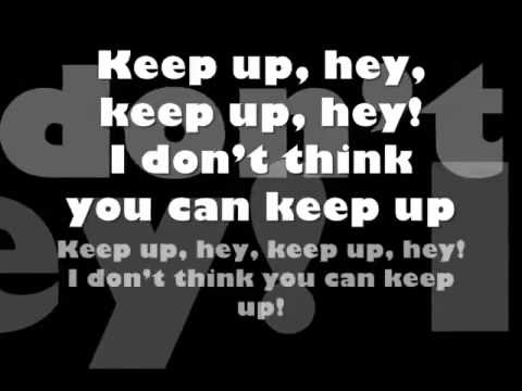 keep up akon song lyrics