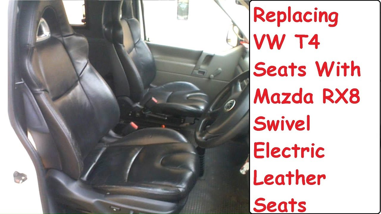 vw t4 seat belt replacement