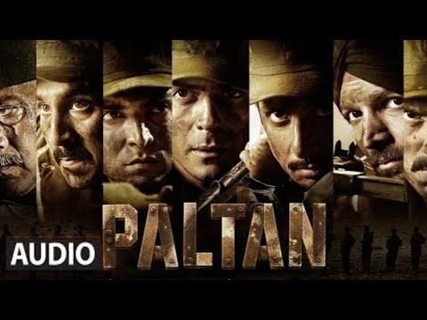Main Zinda Hoon | Paltan | Full Song | Sonu Nigam | Anu Malik | Javed Akhtar