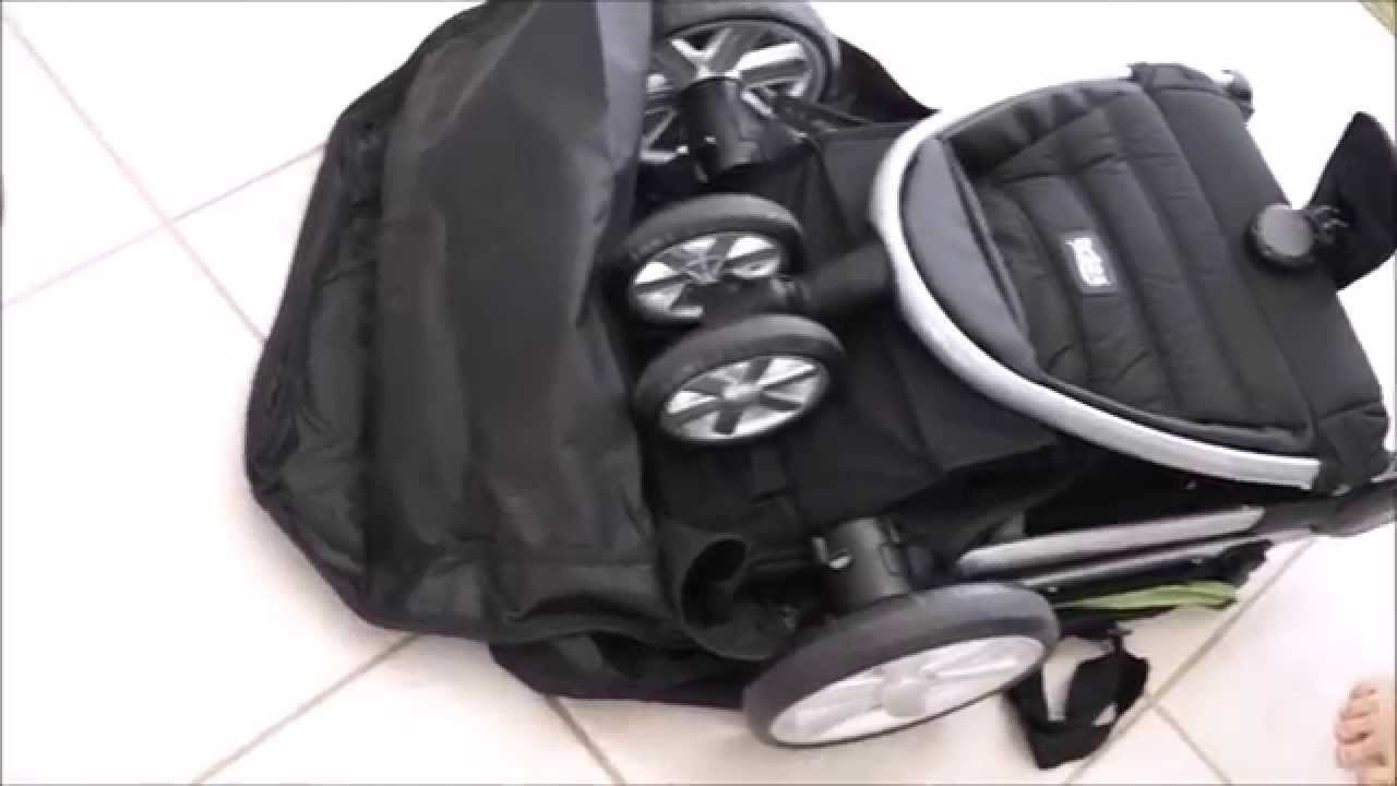 Britax B Agile Travel Bag Quick Review Youtube