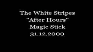 The White Stripes - After Hours (live Velvet Underground cover)