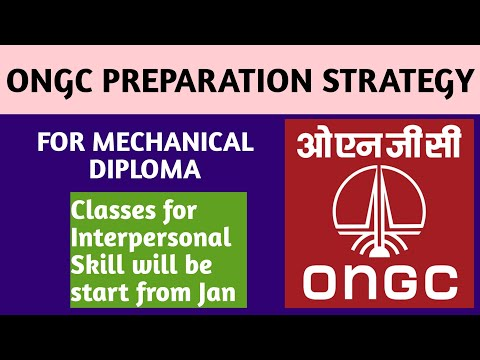 ONGC PREPARATION STRATEGY FOR MECHANICAL