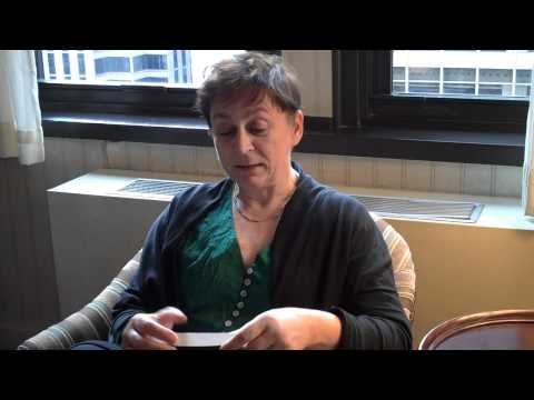 Whatcha Reading, Anne Enright?
