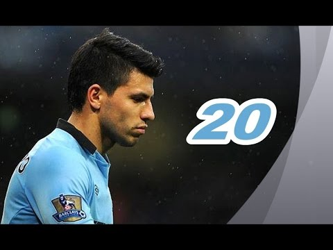 Sergio Aguero Top 20 Goals