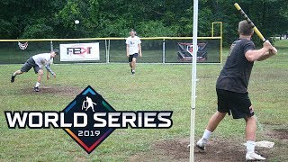 World Series Game 3 | Eagles vs. Predators | MLW Wiffle Ball 2019