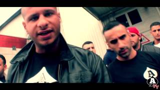 Repeat youtube video Pa Sports feat. Hamad 45 - Harami Crimesound (Streetvideo) (Pik As Clothing) HD