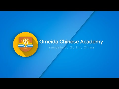 Omeida Chinese Academy | Study, Culture, Explore