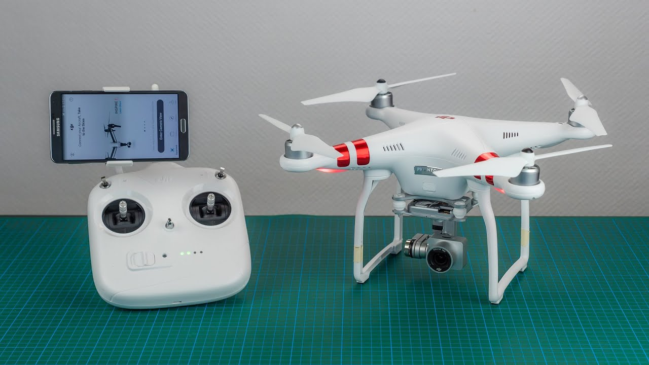 The DJI Phantom 3 Standard Review