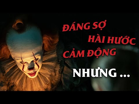 Review phim IT CHAPTER TWO (Gã Hề Ma Quái 2)