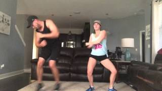 Workout Video - CIZE day 1 with Shaun T