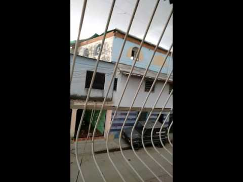 Huracan en los guayos 31 de octubre de 2015