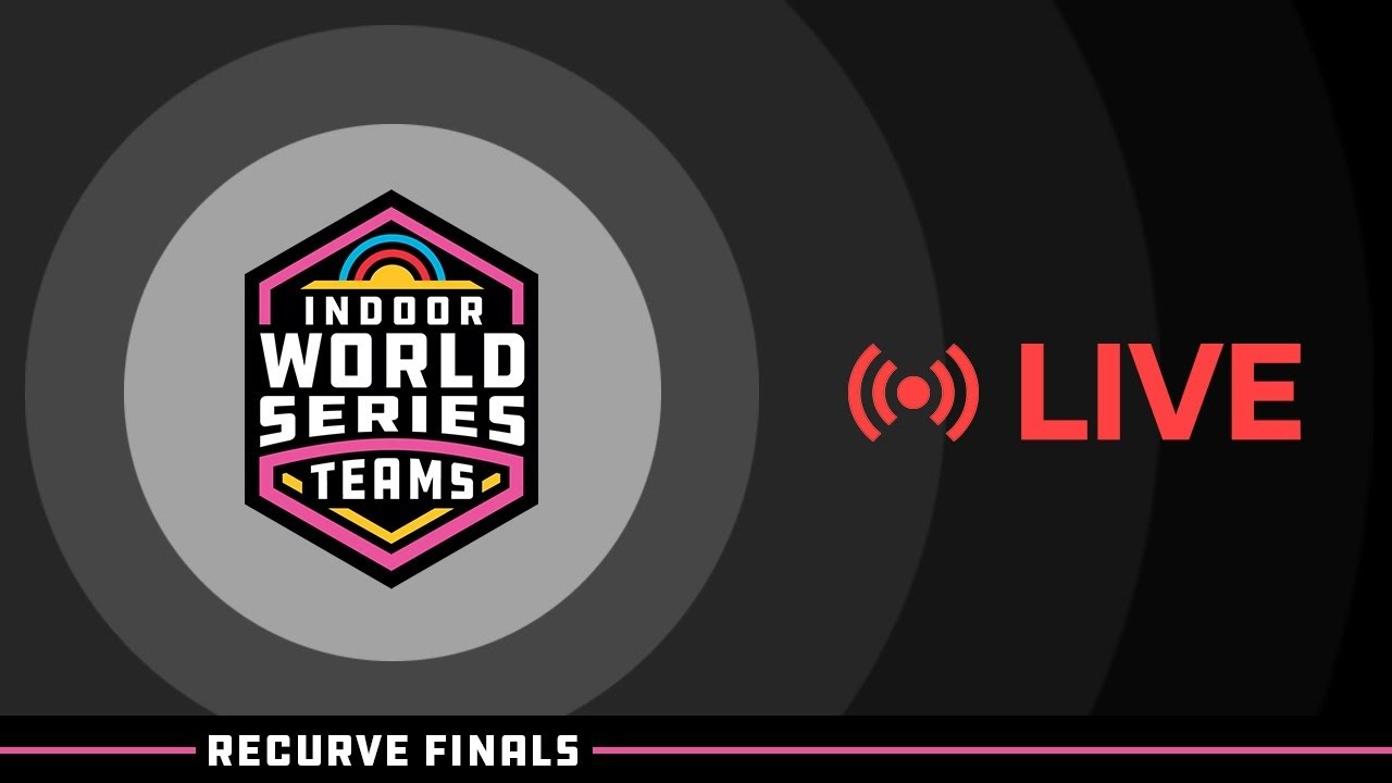 Download Live: Recurve team final | 2021 Indoor Archery World Series Finals