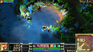iLeague of Legends - Perseus Pantheon Skin (HD)