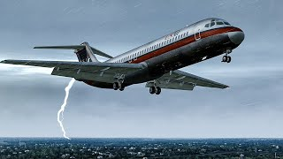 How a Thunderstorm Caused this Airplane to Crash | Storming Out | USAir Flight 1016 | 4K