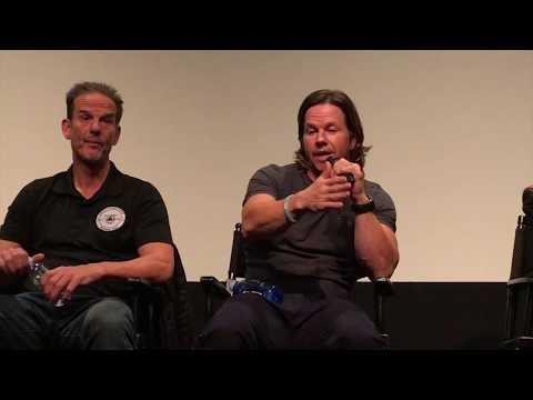 Patriots Day film Q&A w/ Mark Wahlberg, director Peter Berg & cast