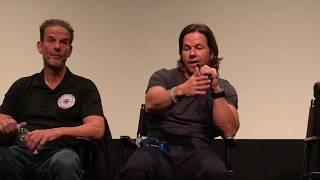 Mark Wahlberg, Director Peter Berg & Cast Of Patriots Day Film