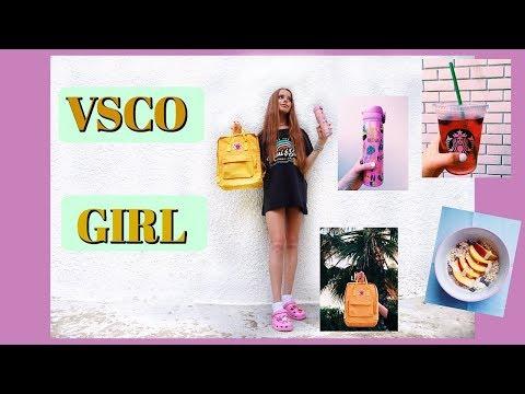 Έγινα VSCO GIRL για μια μέρα